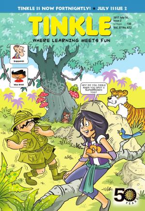 TINKLE JULY 2017  ISSUE 2