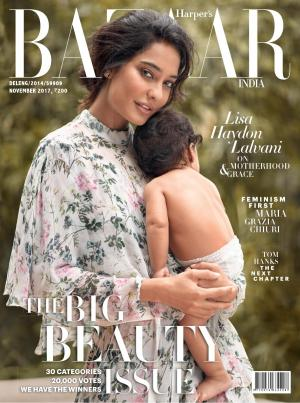 Harpers Bazaar India- November 2017
