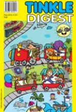 TINKLE DIGEST  | TINKLE DIGEST MAY 2013