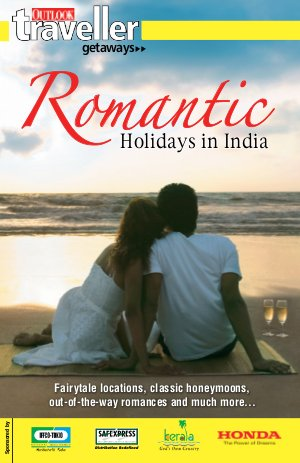 Romantic Holiday in India