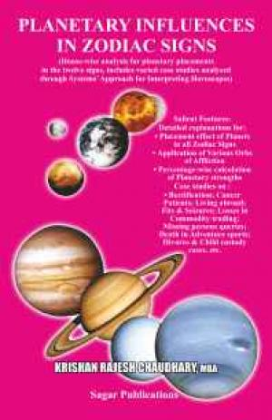 Planetary Influences in Zodiac Signs