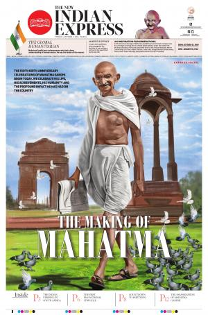 The Making Of Mahatma